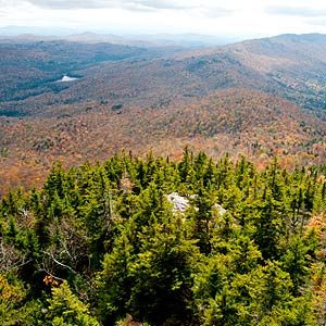 9. Green Mountains, Vermont