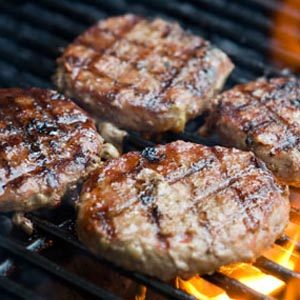 2. Those Grill Marks on Your Burger?