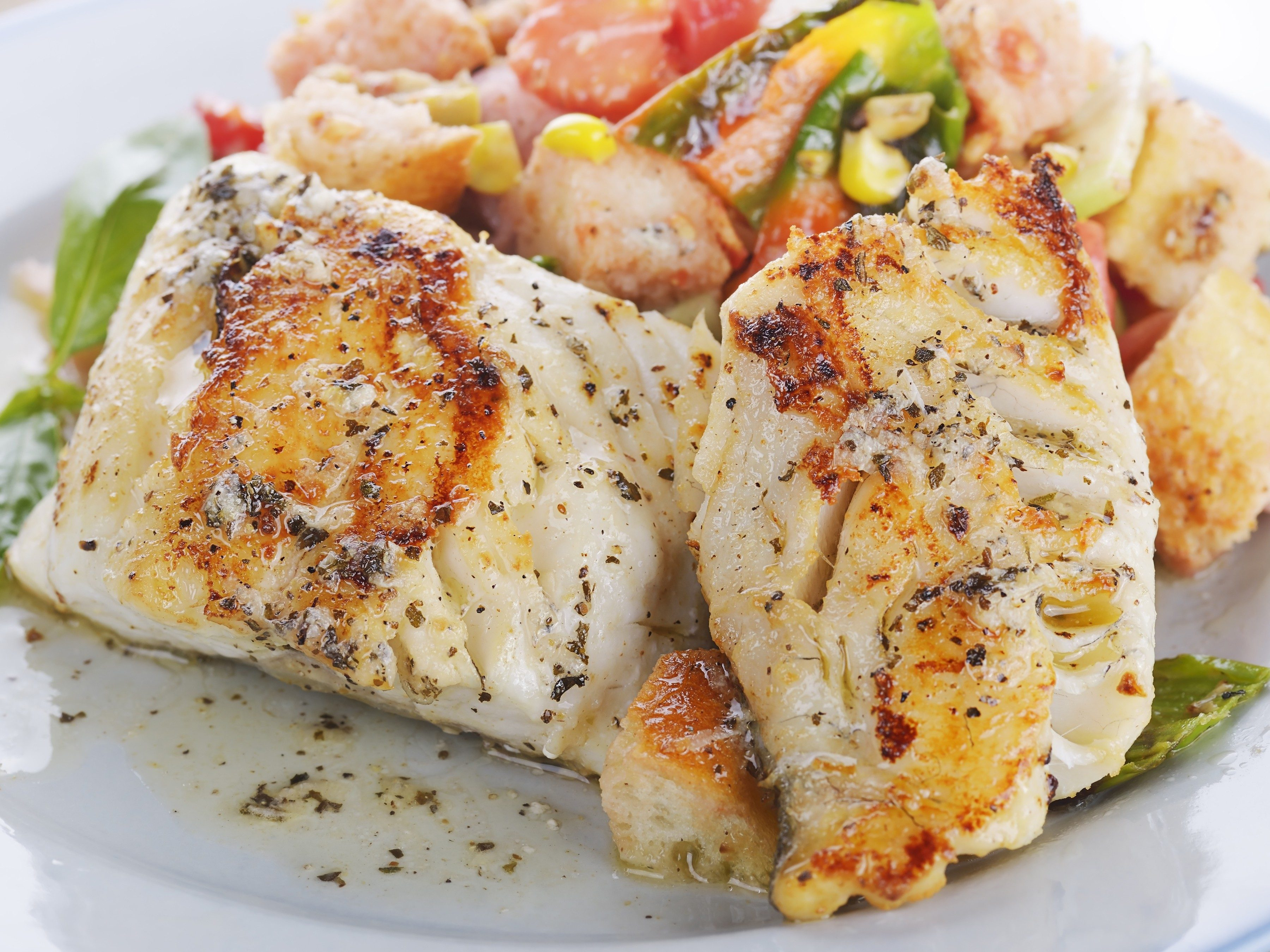 grilled fish marinade