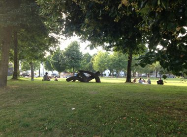 Guelph Park aka Dude Chilling - British Columbia