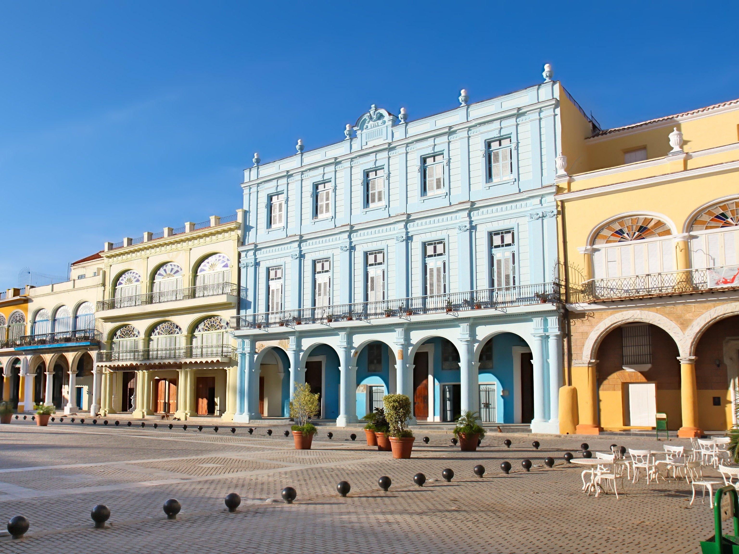 4. Habana Vieja, Havana, Cuba
