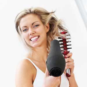 5. A Hair Dryer