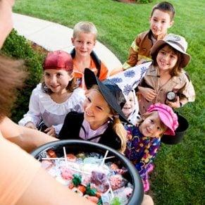 Healthier Halloween Treats