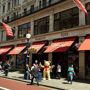 2. Hamleys - London, England