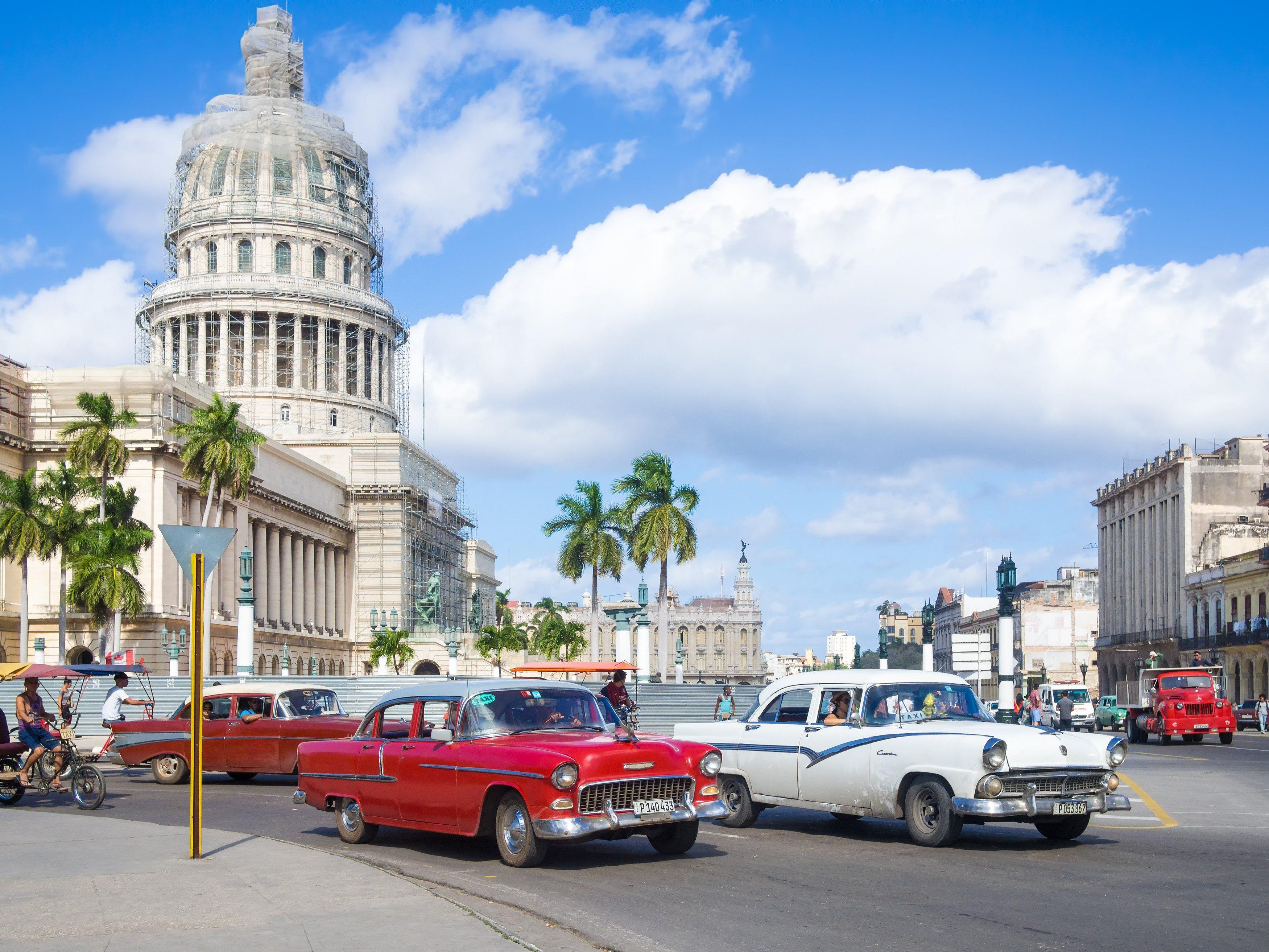 5. The Modern City, Havana, Cuba
