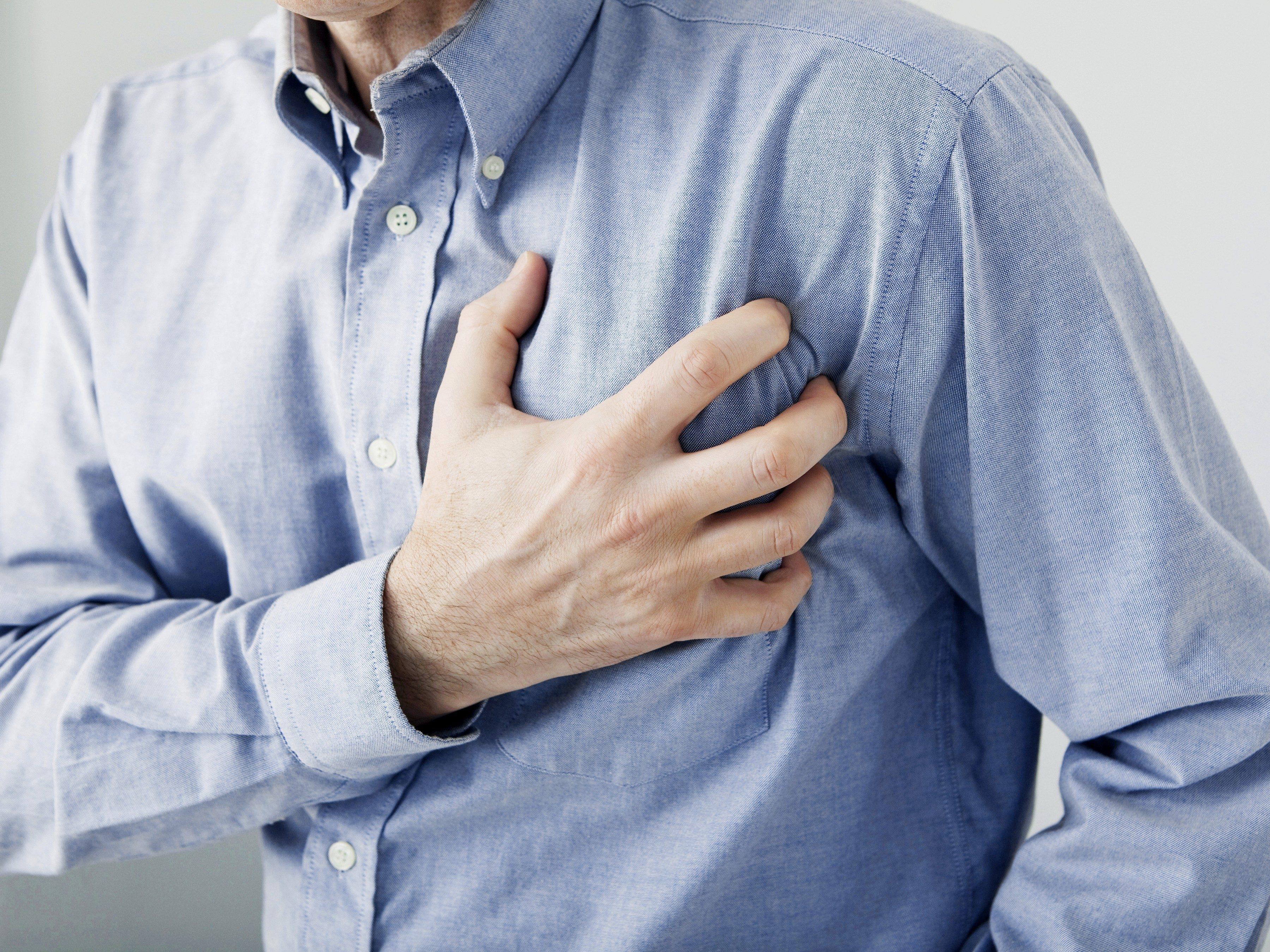 5. Heart Attack