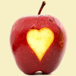 Apple Carvings: Too Good to Eat!