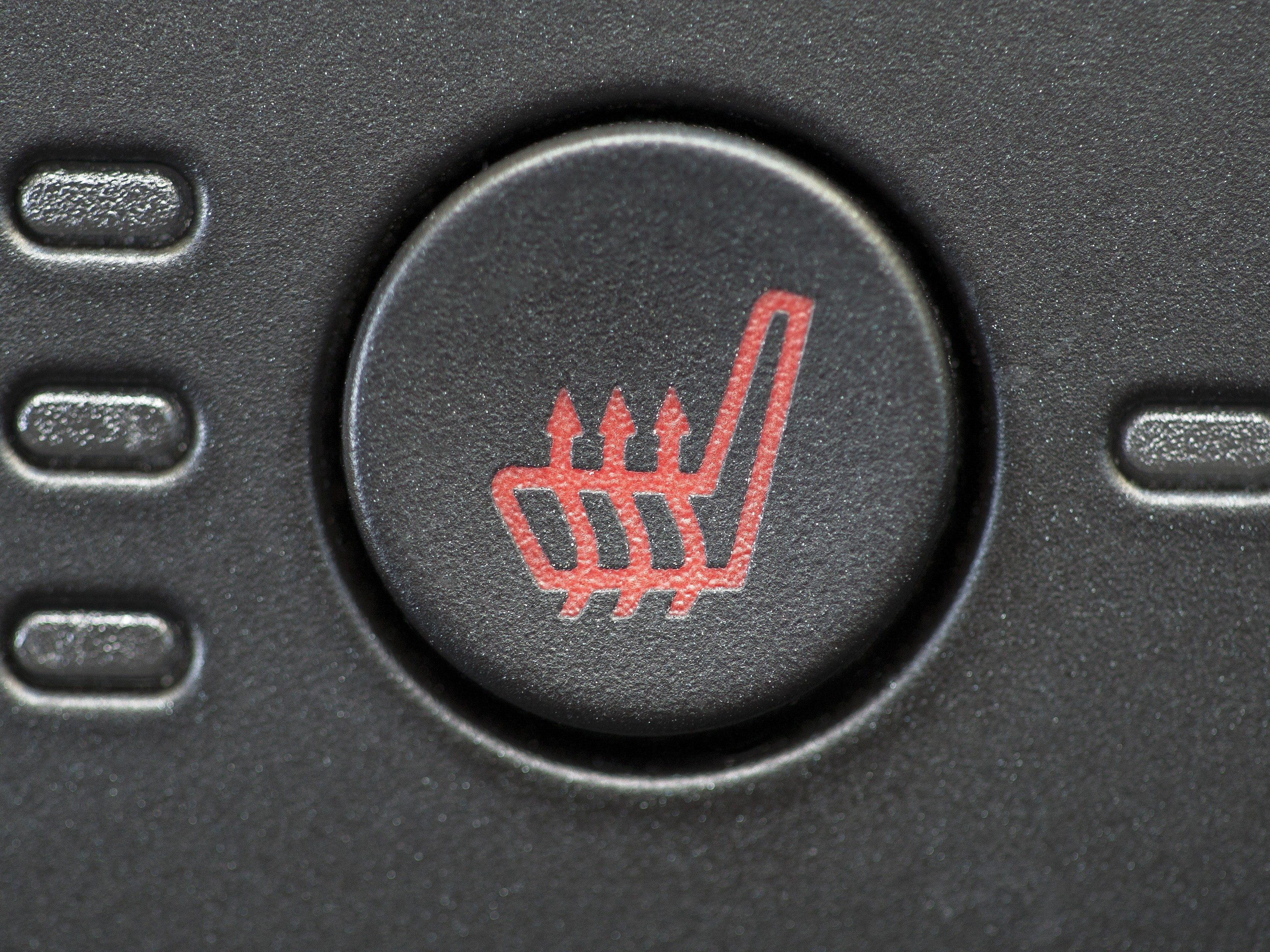 3. Heated Car Seats