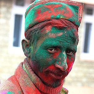 6. Holi, India