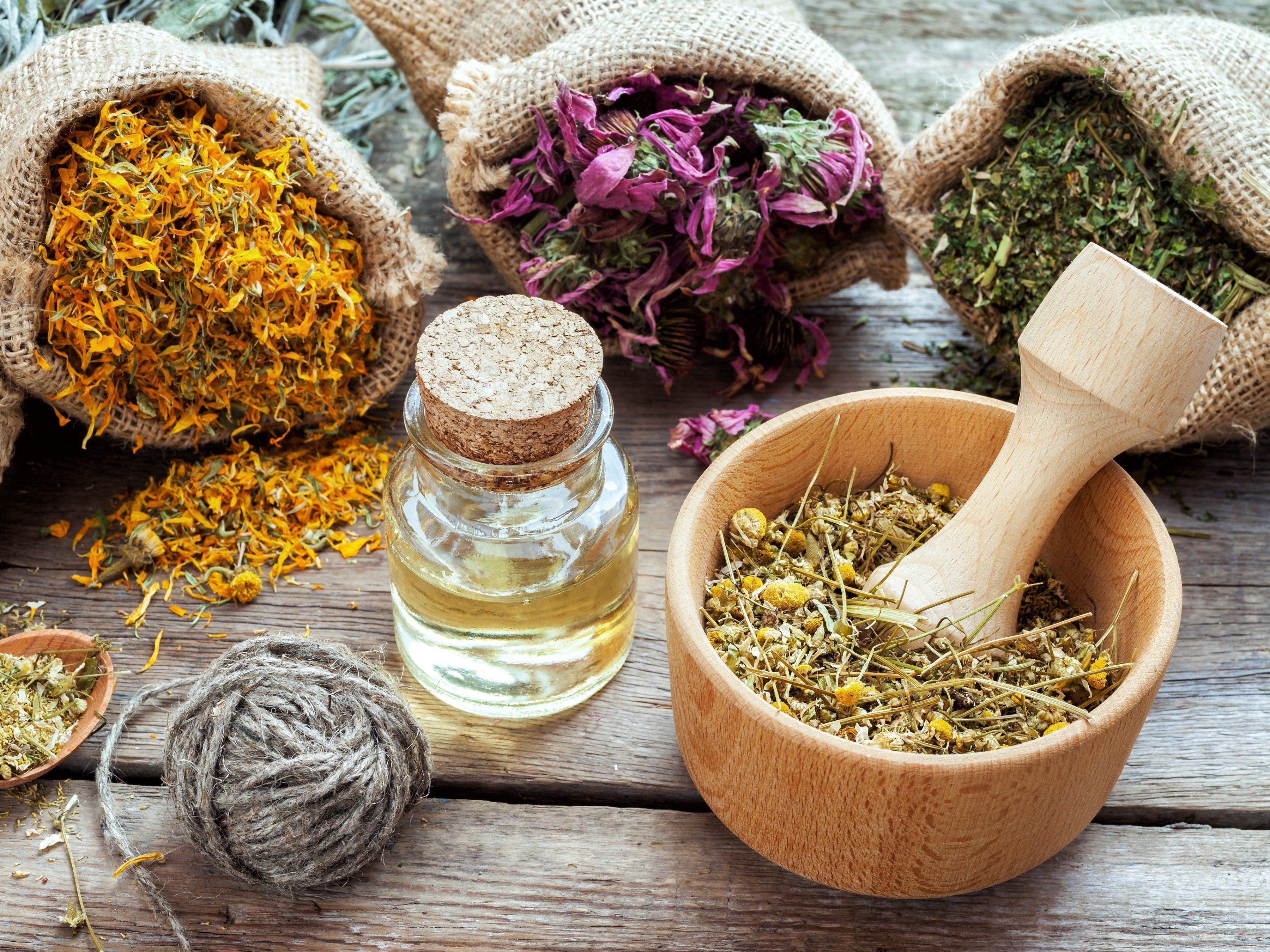 8. Homeopathy