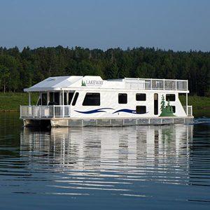 10. Houseboats