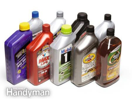 How to Choose the Right Engine Oil and Oil Filter