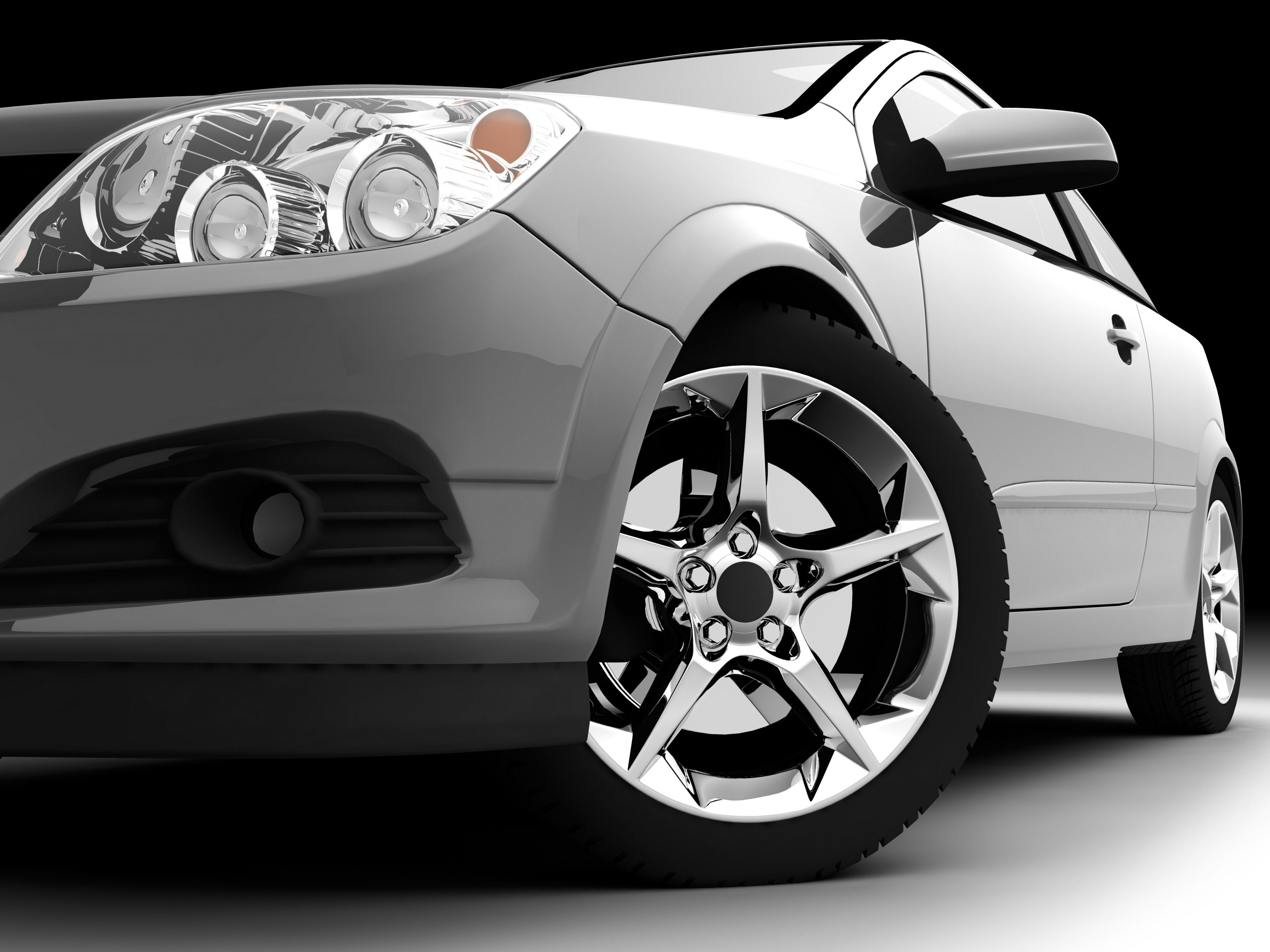 Why refinish car wheels?