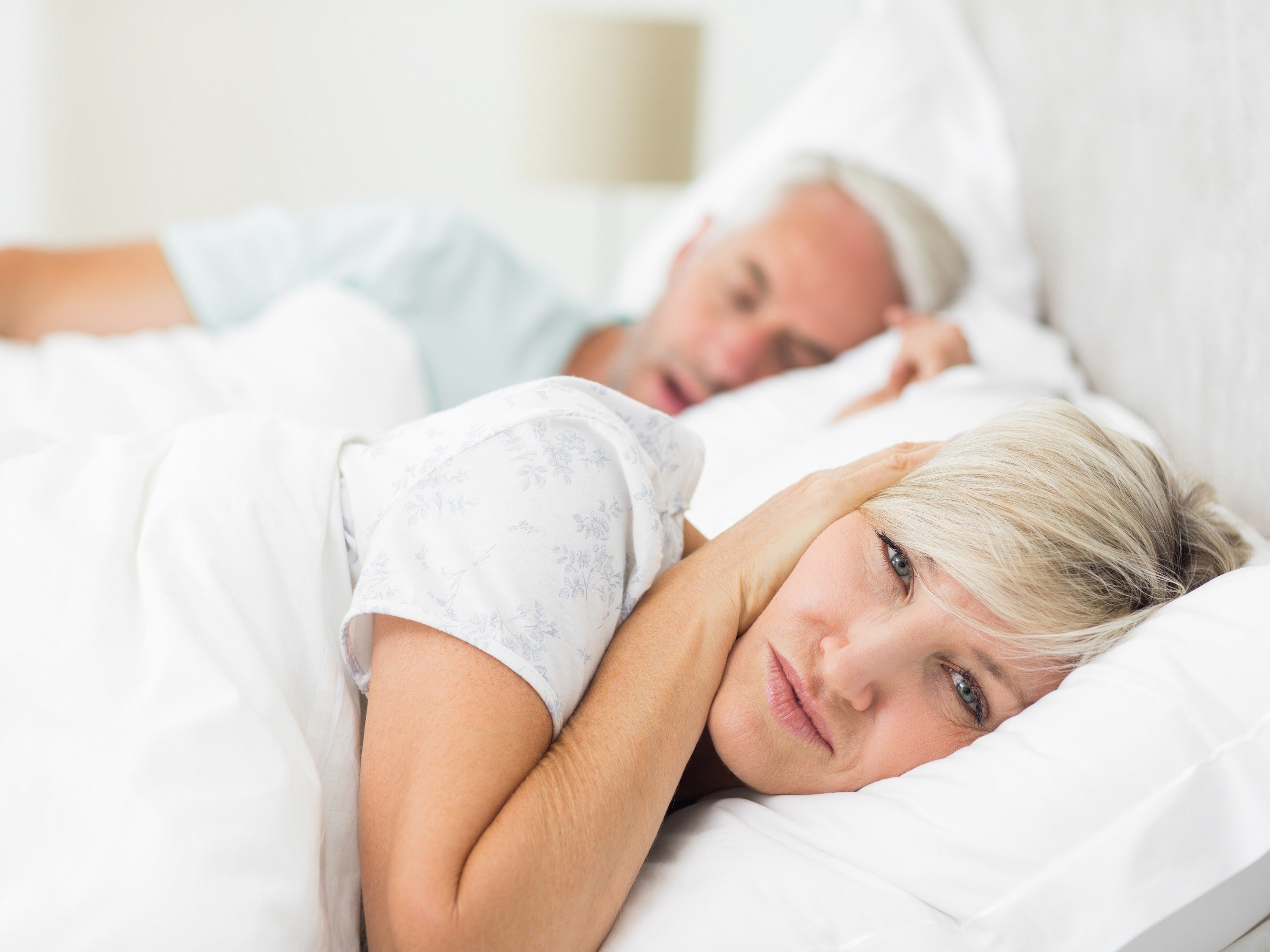 How to stop snoring: causes and methods of treatment 87
