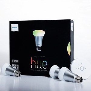 5. Phillips Hue Connected Bulb