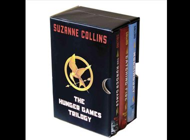 Gifts for Teens: The Hunger Games Trilogy Box Set by Suzanne Collins