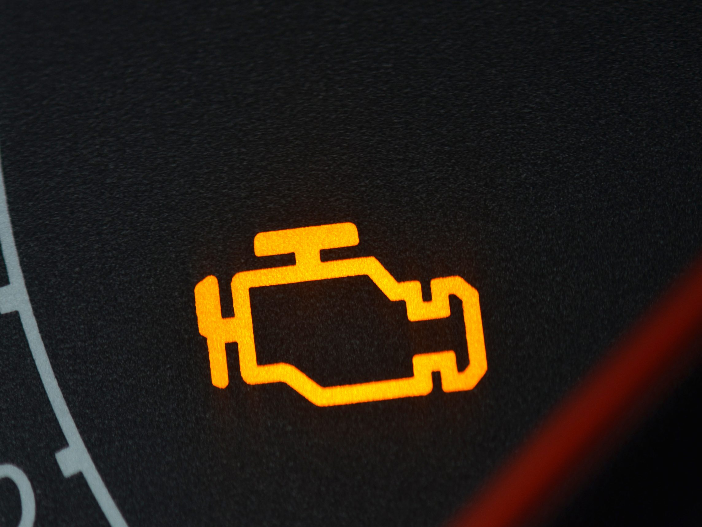 3. Don't ignore your car's warning lights.