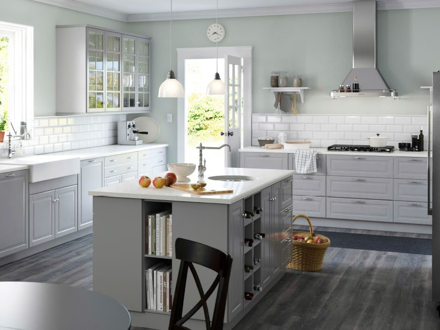 Rule #4: CONSIDER PRE-FAB KITCHEN CABINETS