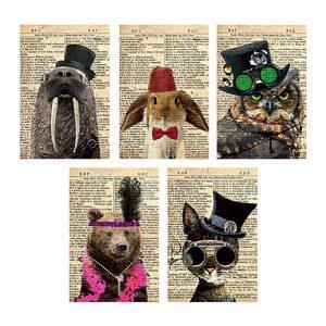8. Decorative Art Cards