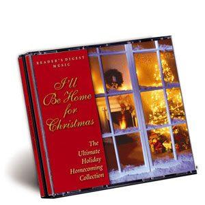 I'll be home for Christmas (CD)