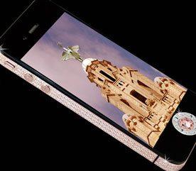 3. $8 Million iPhone 4 Diamond Rose