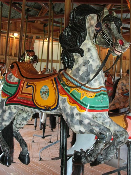 The Roseneath Carousel Restored
