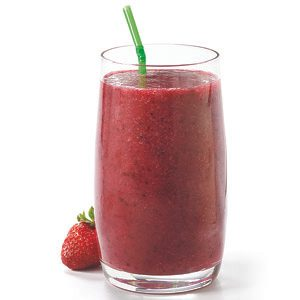 Mouth-Watering Immunity-Boosting Yuletide Smoothie
