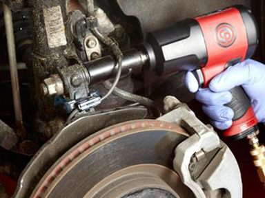 Essential Car Mechanic Tool #6: High Torque Pneumatic Wrench