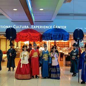 2. Incheon International Airport, South Korea