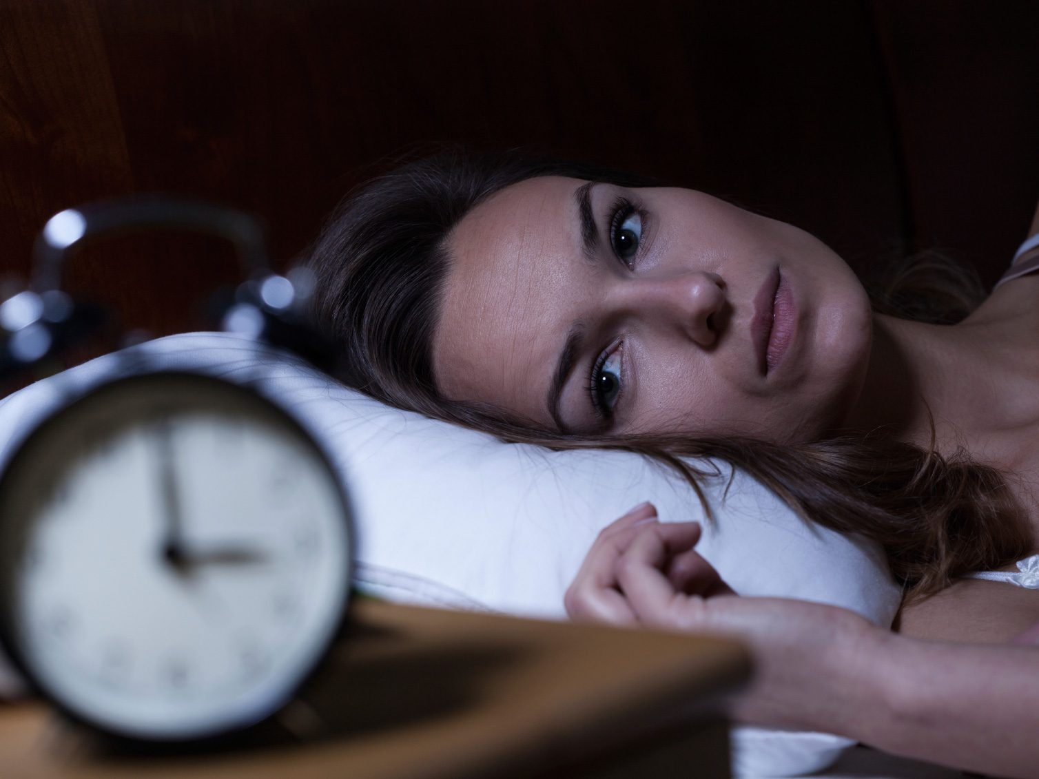 40% of Canadian Adults Exhibit Signs of Insomnia