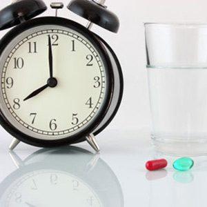 Avoid Antisleeping Pills