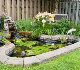 How to Install a Pre-Formed Pond Liner