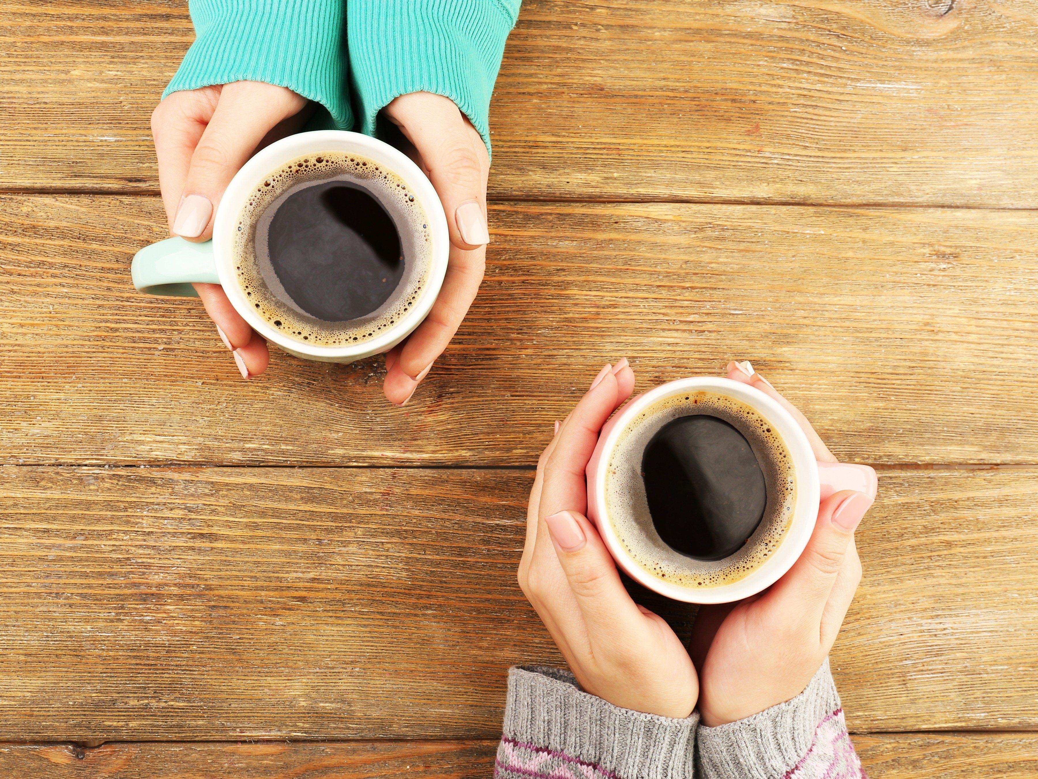 What is harmful coffee 40