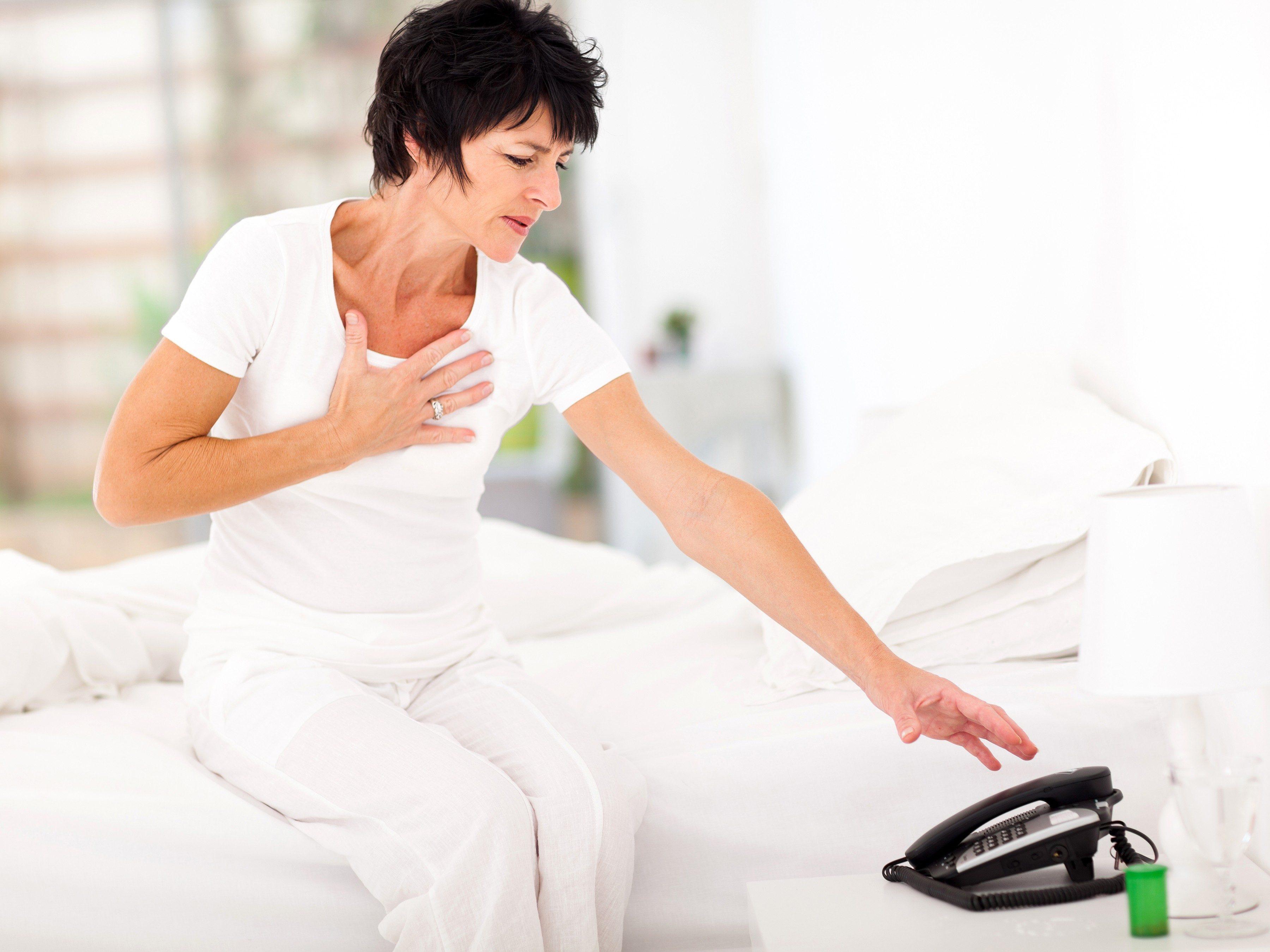 What Does Heartburn Feel Like?