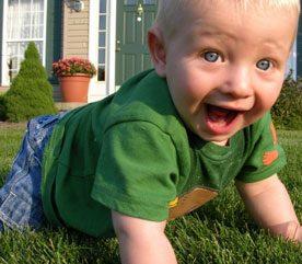 4. Let Babies Crawl