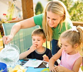 5. Have a Meal Outdoors