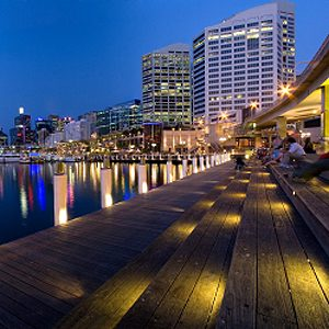8. Darling Harbour and Chinatown