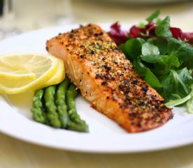 7. Salmon and Other Fatty Fish