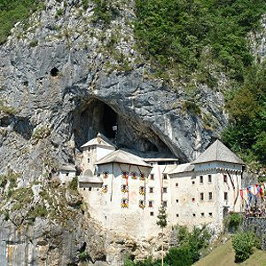7. Predjama Castle - Slovenia