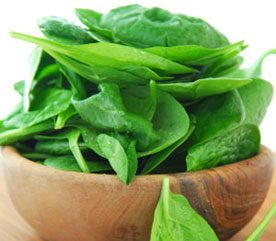 5. Spinach, Kale, Beans, and Other Foods Rich in Folate