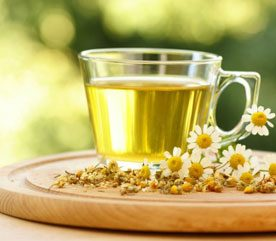 Foods for Insomnia Relief: Chamomile Tea