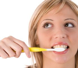 A third of Canadian adults have gingivitis (gum inflammation that causes redness, swelling and bleeding). What can we do?