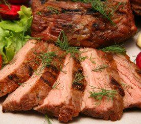 Recipe: BBQ Beef Roast