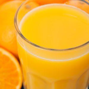 Drink Plenty of Orange Juice