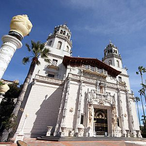 5. Hearst Castle - San Simeon, California, U.S.A.