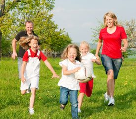 3. Get Your Family Heart Healthy