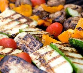 Recipe: Char-grilled Vegetable Platter