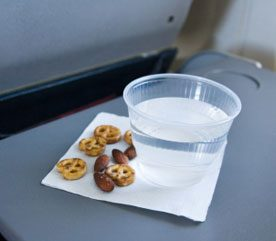 4. Bring Healthy Snacks On Board