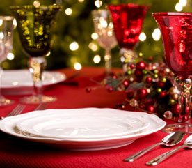 10 Tips for Setting Your Holiday Table