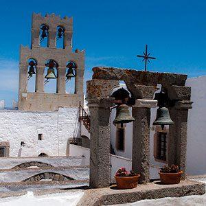 5. Monastery of St John, Patmos